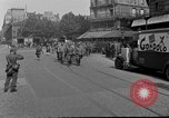 Image of allied prisoners Paris France, 1944, second 23 stock footage video 65675072986