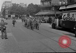 Image of allied prisoners Paris France, 1944, second 25 stock footage video 65675072986