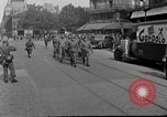 Image of allied prisoners Paris France, 1944, second 26 stock footage video 65675072986