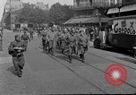 Image of allied prisoners Paris France, 1944, second 28 stock footage video 65675072986