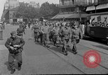 Image of allied prisoners Paris France, 1944, second 29 stock footage video 65675072986