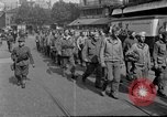 Image of allied prisoners Paris France, 1944, second 34 stock footage video 65675072986