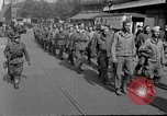 Image of allied prisoners Paris France, 1944, second 37 stock footage video 65675072986