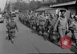 Image of allied prisoners Paris France, 1944, second 38 stock footage video 65675072986