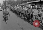 Image of allied prisoners Paris France, 1944, second 39 stock footage video 65675072986