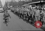 Image of allied prisoners Paris France, 1944, second 40 stock footage video 65675072986