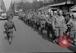 Image of allied prisoners Paris France, 1944, second 41 stock footage video 65675072986