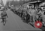 Image of allied prisoners Paris France, 1944, second 42 stock footage video 65675072986