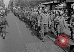 Image of allied prisoners Paris France, 1944, second 44 stock footage video 65675072986