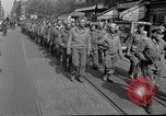 Image of allied prisoners Paris France, 1944, second 47 stock footage video 65675072986