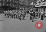 Image of allied prisoners Paris France, 1944, second 52 stock footage video 65675072986