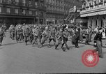 Image of allied prisoners Paris France, 1944, second 53 stock footage video 65675072986