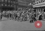 Image of allied prisoners Paris France, 1944, second 54 stock footage video 65675072986
