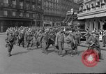 Image of allied prisoners Paris France, 1944, second 55 stock footage video 65675072986