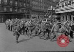 Image of allied prisoners Paris France, 1944, second 56 stock footage video 65675072986
