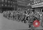 Image of allied prisoners Paris France, 1944, second 58 stock footage video 65675072986