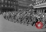 Image of allied prisoners Paris France, 1944, second 59 stock footage video 65675072986