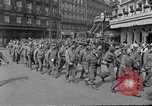 Image of allied prisoners Paris France, 1944, second 62 stock footage video 65675072986