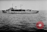 Image of German Minelayer English Channel, 1944, second 7 stock footage video 65675072998