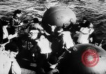 Image of German Minelayer English Channel, 1944, second 36 stock footage video 65675072998