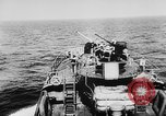Image of German Minelayer English Channel, 1944, second 61 stock footage video 65675072998