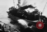 Image of German Minelayer English Channel, 1944, second 14 stock footage video 65675072999