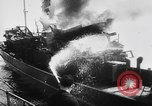 Image of German Minelayer English Channel, 1944, second 16 stock footage video 65675072999