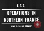 Image of Allied Invasion France, 1944, second 5 stock footage video 65675073005
