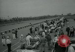 Image of Formula One 100 mile car race Trenton New Jersey USA, 1965, second 6 stock footage video 65675073014