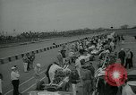 Image of Formula One 100 mile car race Trenton New Jersey USA, 1965, second 8 stock footage video 65675073014