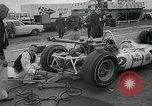 Image of Formula One 100 mile car race Trenton New Jersey USA, 1965, second 11 stock footage video 65675073014