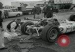 Image of Formula One 100 mile car race Trenton New Jersey USA, 1965, second 12 stock footage video 65675073014