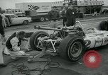 Image of Formula One 100 mile car race Trenton New Jersey USA, 1965, second 13 stock footage video 65675073014
