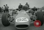 Image of Formula One 100 mile car race Trenton New Jersey USA, 1965, second 14 stock footage video 65675073014