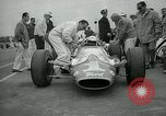 Image of Formula One 100 mile car race Trenton New Jersey USA, 1965, second 16 stock footage video 65675073014