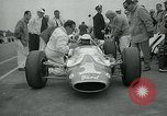 Image of Formula One 100 mile car race Trenton New Jersey USA, 1965, second 17 stock footage video 65675073014