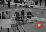 Image of Formula One 100 mile car race Trenton New Jersey USA, 1965, second 19 stock footage video 65675073014