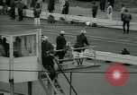Image of Formula One 100 mile car race Trenton New Jersey USA, 1965, second 56 stock footage video 65675073014