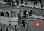 Image of Formula One 100 mile car race Trenton New Jersey USA, 1965, second 57 stock footage video 65675073014