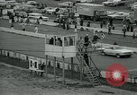 Image of Formula One 100 mile car race Trenton New Jersey USA, 1965, second 58 stock footage video 65675073014