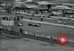Image of Formula One 100 mile car race Trenton New Jersey USA, 1965, second 60 stock footage video 65675073014
