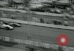 Image of Formula One 100 mile car race Trenton New Jersey USA, 1965, second 61 stock footage video 65675073014