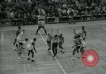 Image of National basketball Match Boston Massachusetts USA, 1965, second 4 stock footage video 65675073015