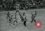 Image of National basketball Match Boston Massachusetts USA, 1965, second 5 stock footage video 65675073015