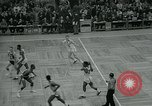 Image of National basketball Match Boston Massachusetts USA, 1965, second 8 stock footage video 65675073015
