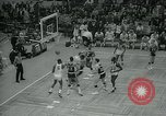 Image of National basketball Match Boston Massachusetts USA, 1965, second 15 stock footage video 65675073015