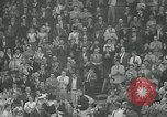 Image of National basketball Match Boston Massachusetts USA, 1965, second 16 stock footage video 65675073015