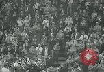 Image of National basketball Match Boston Massachusetts USA, 1965, second 17 stock footage video 65675073015