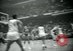 Image of National basketball Match Boston Massachusetts USA, 1965, second 19 stock footage video 65675073015