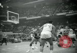 Image of National basketball Match Boston Massachusetts USA, 1965, second 20 stock footage video 65675073015